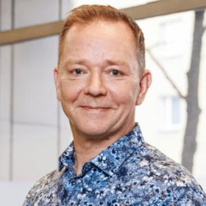 Lahden yhteyspäällikkö Jyrki Linnavuori