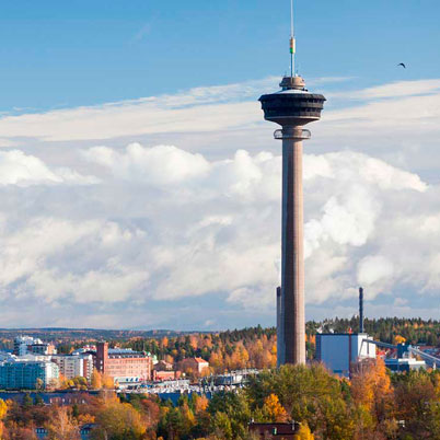 Tampere, näsinneula